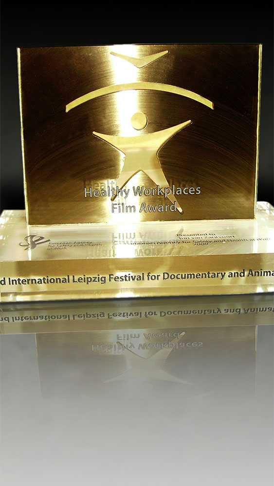 NEWTON film award Dok leipzig Healthy Work Place film best film award