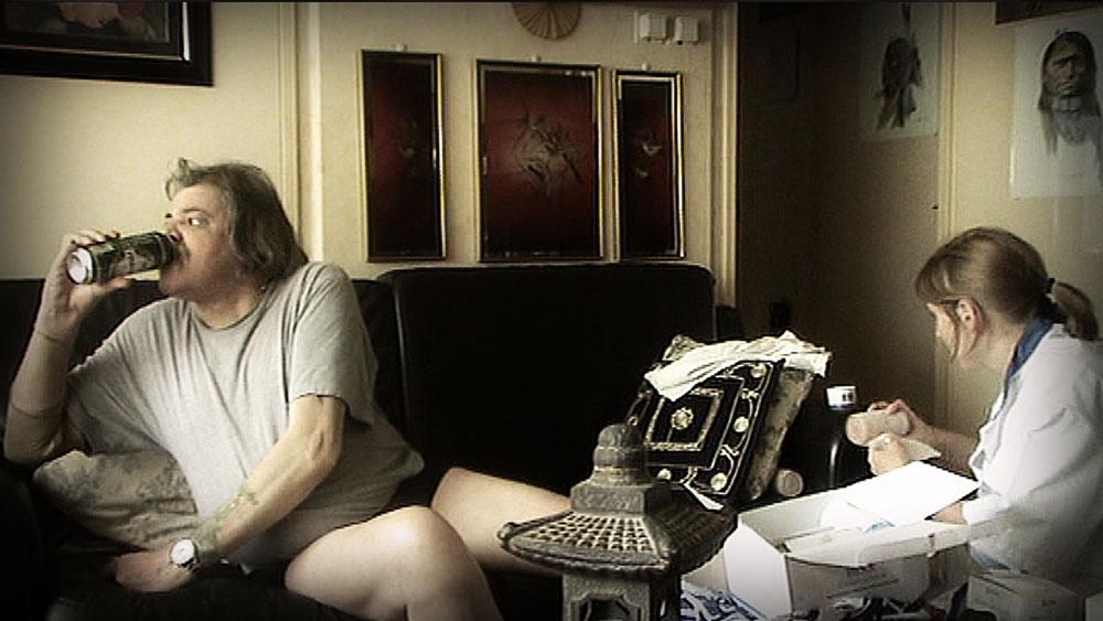 DAY IS DONE* een NEWTON film van Guido Hendrikx