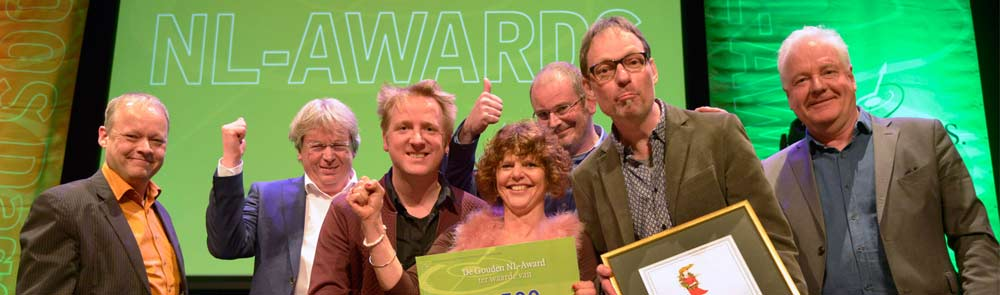 NL-AWARD for best documentary and GOLDEN NL-AWARD
