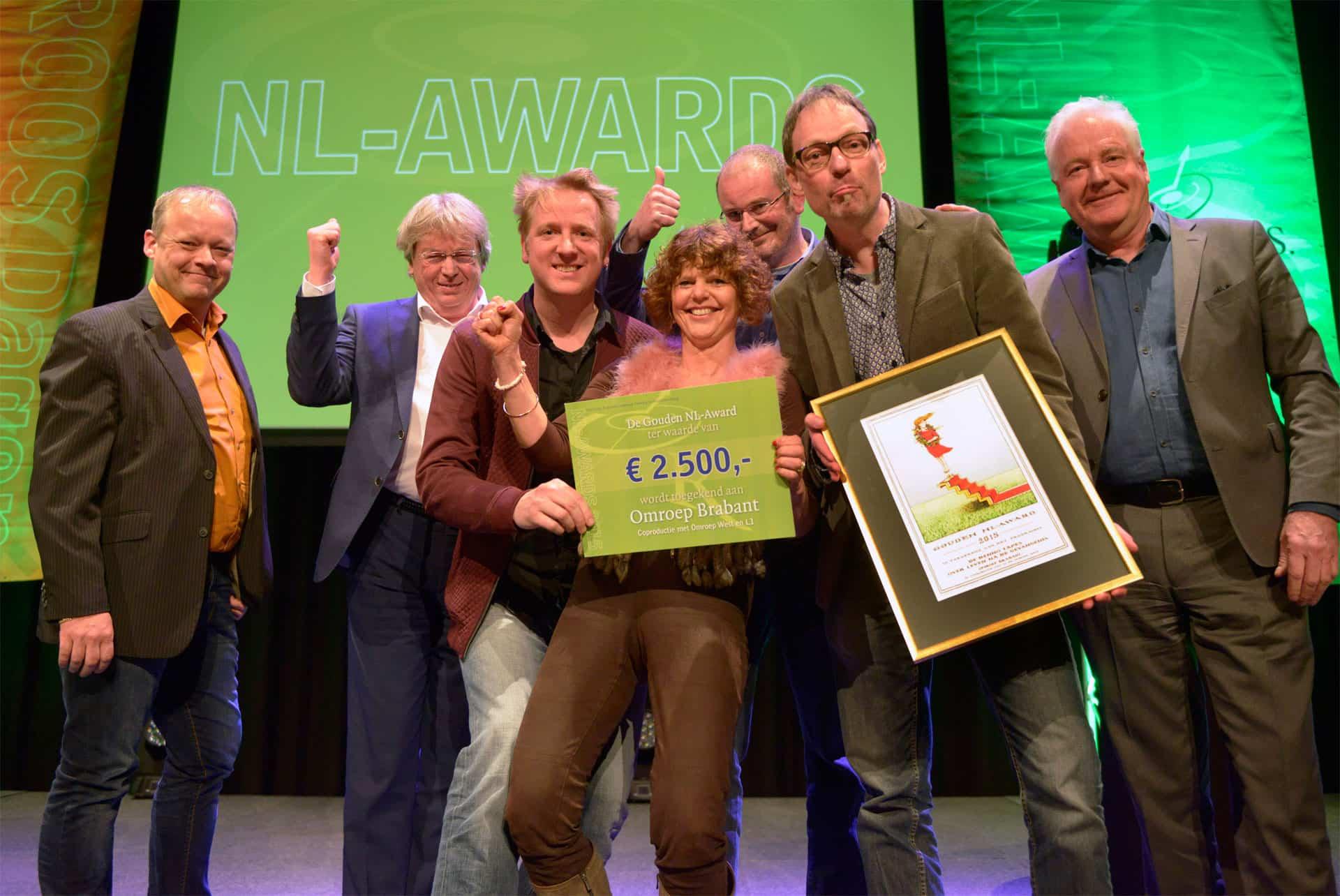 NL AWARD 2015 Ton van Zantvoort