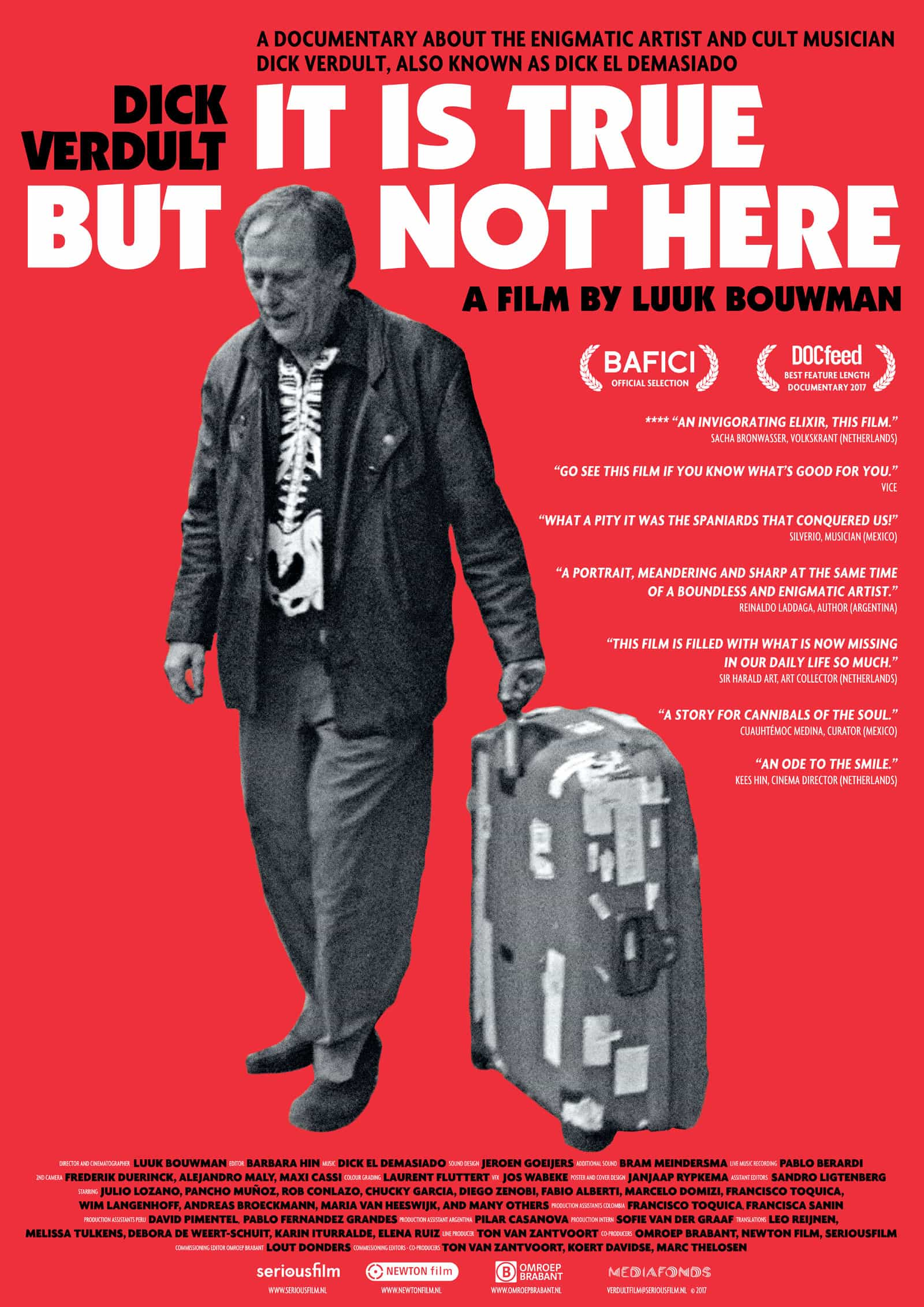 Dick Verdult Documentary still