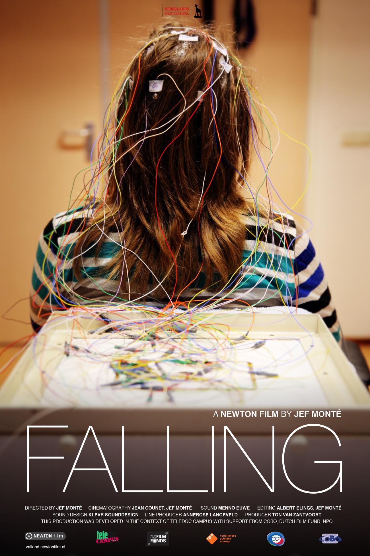 FALLING documentary epilepsy poster