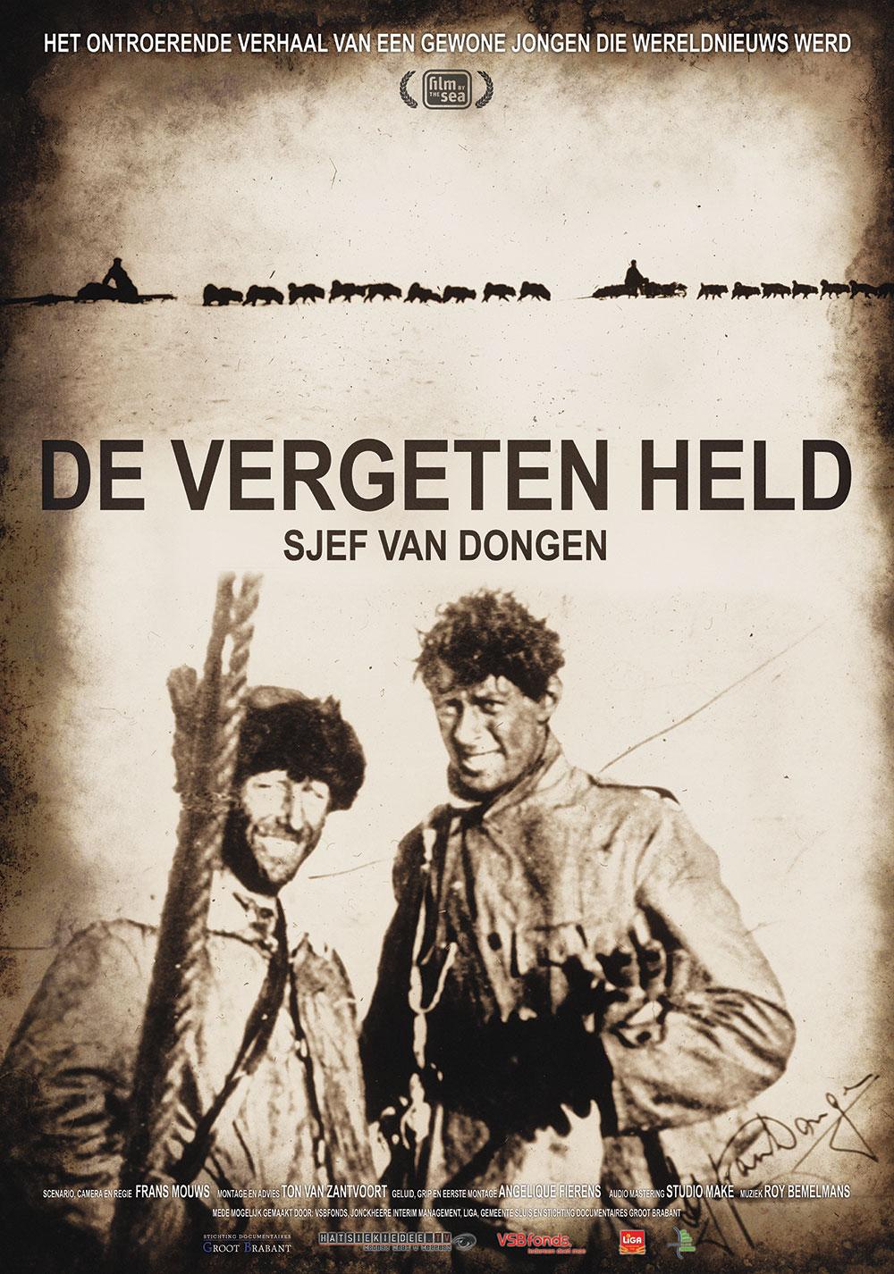 de-vergeten-held-sjef-van-dongen-documentaire-poster