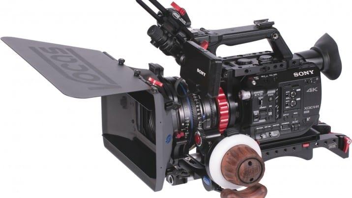 ervaren cameraman inhuren Sony FS5