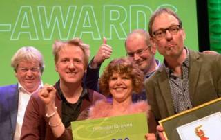 Gouden NL award 2015