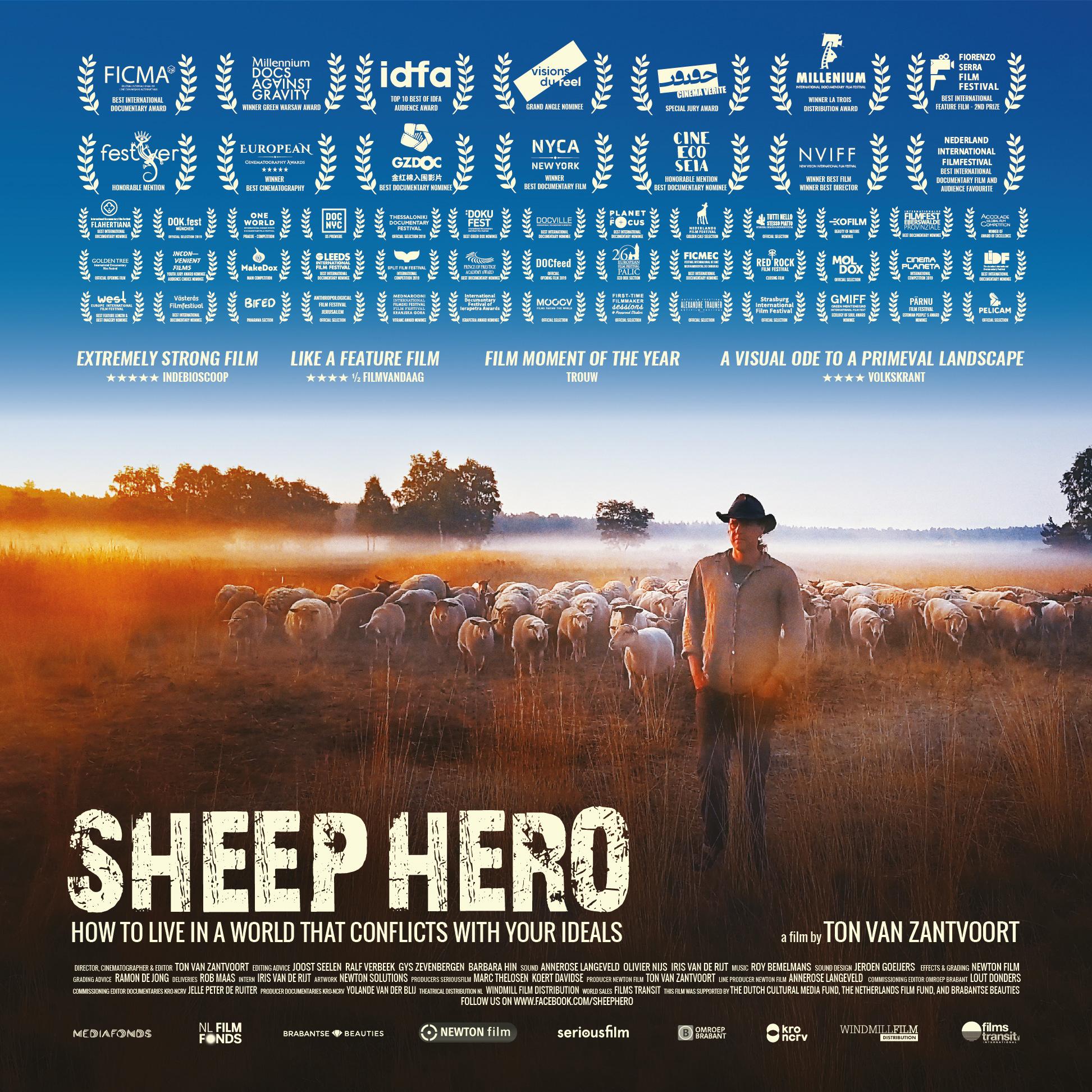 nominations Ton van Zantvoort Award winning film