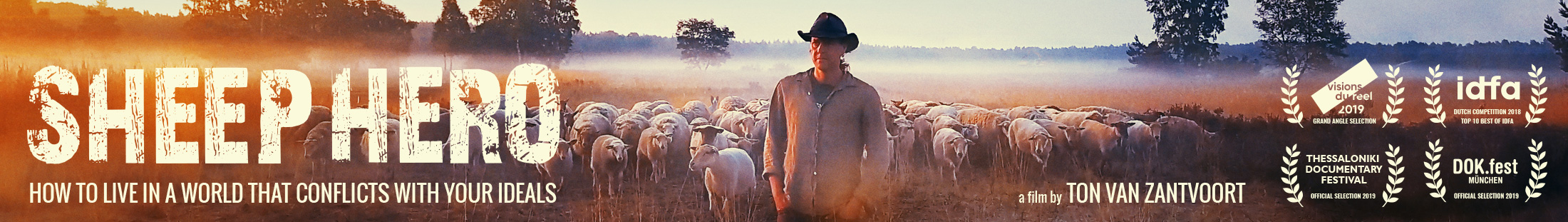 SHEEP HERO documentary Top 10 best of IDFA