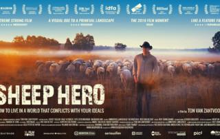 SHEEPHERO documentary flyer