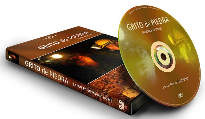 GRITO de PIEDRA documentary DVD