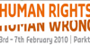 human right watch film festival