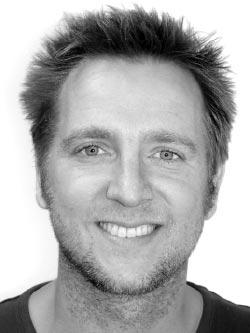 Director Ton van Zantvoort