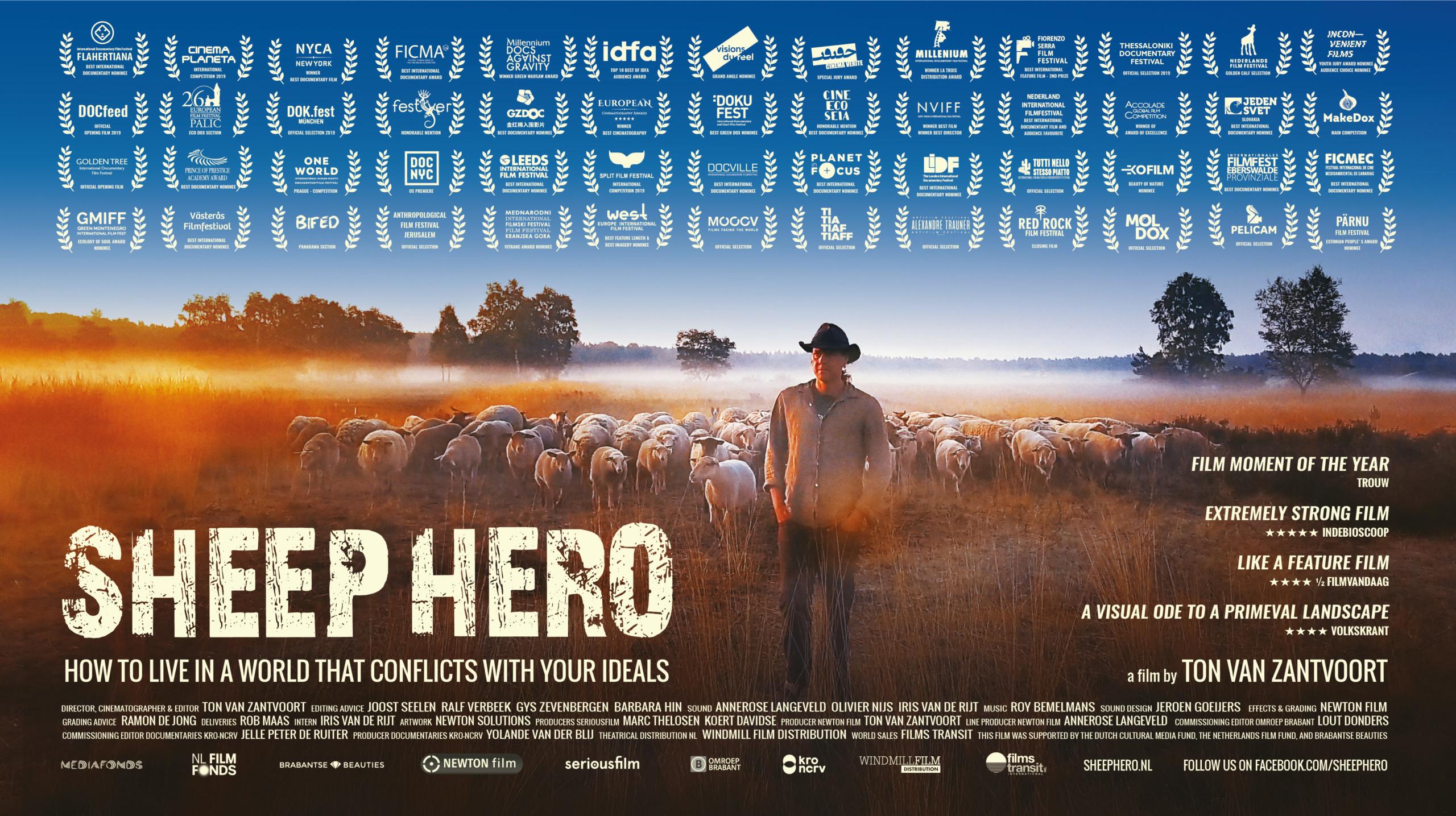 SHEEP HERO download documentary