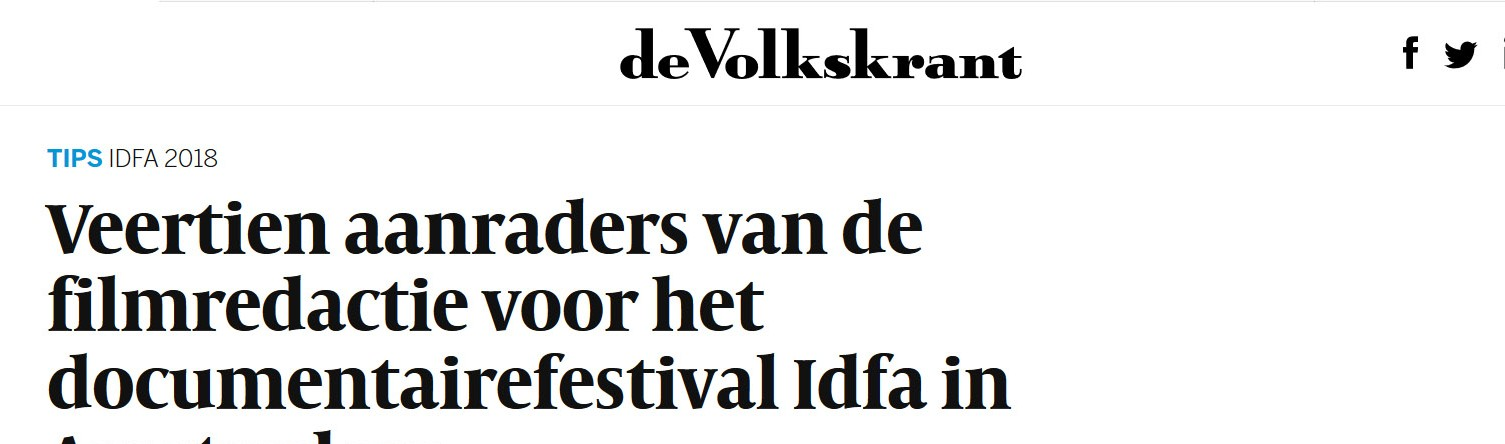 Volkskrant-aanrader-Ton-van-Zantvoort