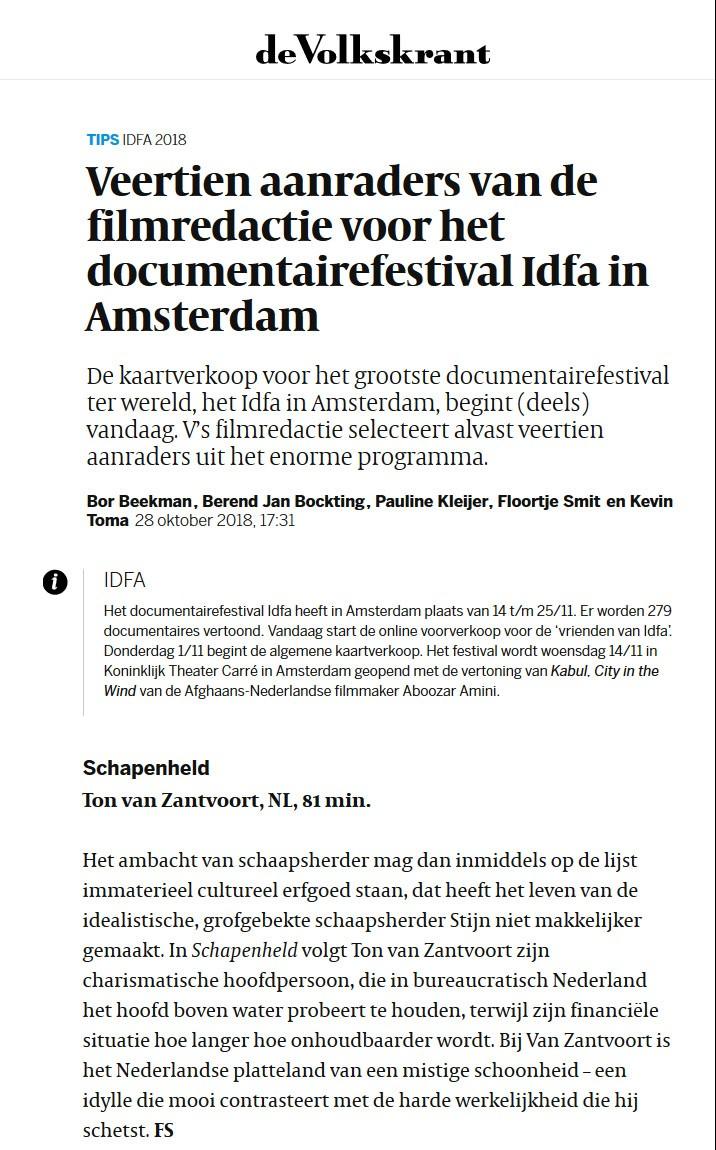 2018_10_29_Volkskrant-IDFA aanraders-screen
