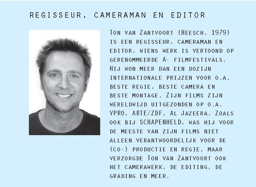Ton van Zantvoort Documentaire maker