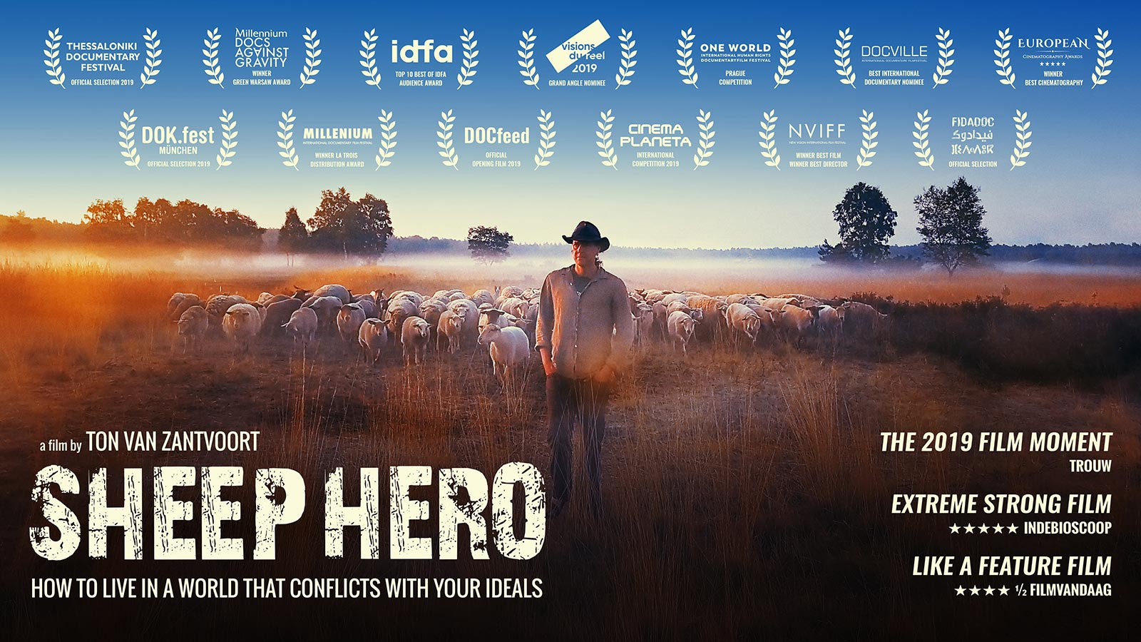 SHEEP HERO documentary