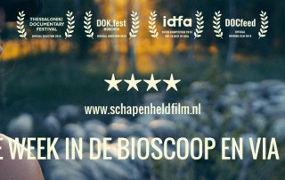 meeslepende documentaire Schapenheld