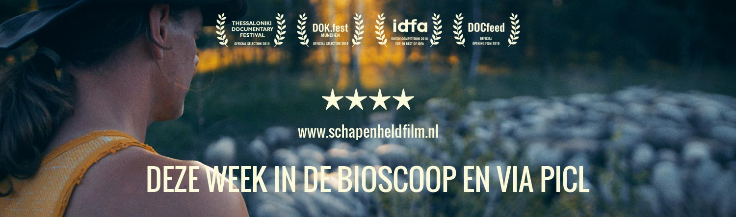 De DocUpdate meeslepende documentaire Schapenheld
