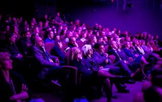 Audience award ceremony