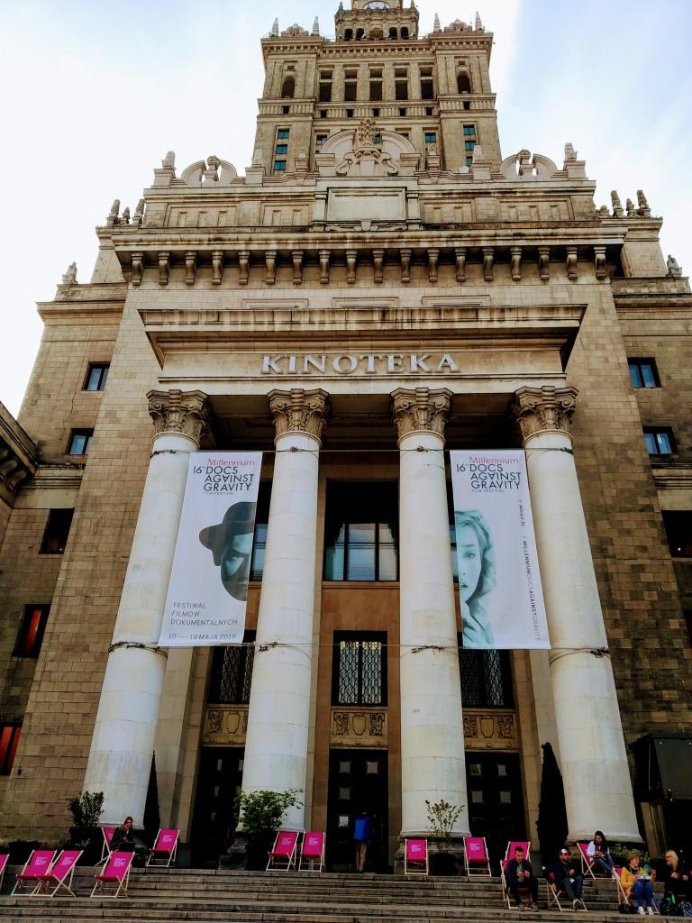 Warschau Kinoteka Documentaire