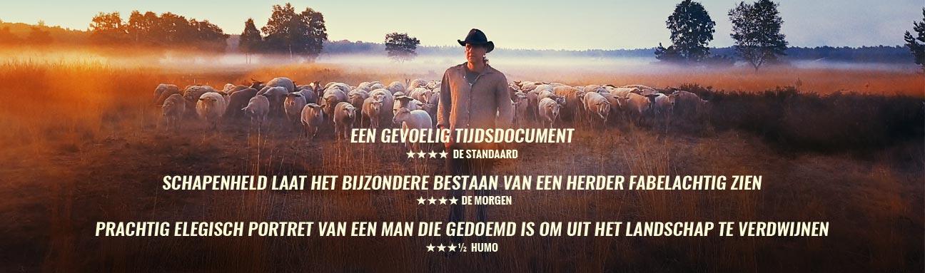 Belgische release SCHAPENHELD