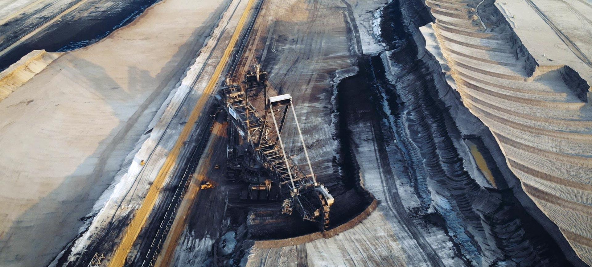 Dagmijnbouw-