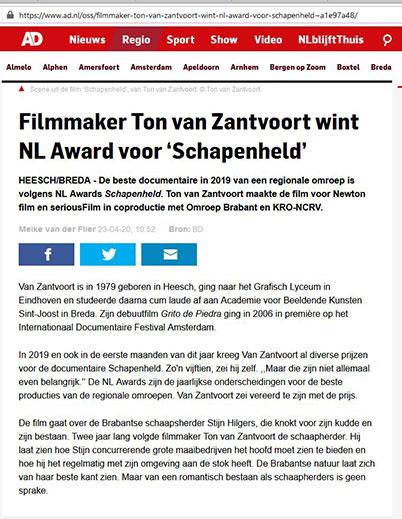AD-filmmaker-ton-van-zantvoort-wint-nl-award-voor-schapenheld