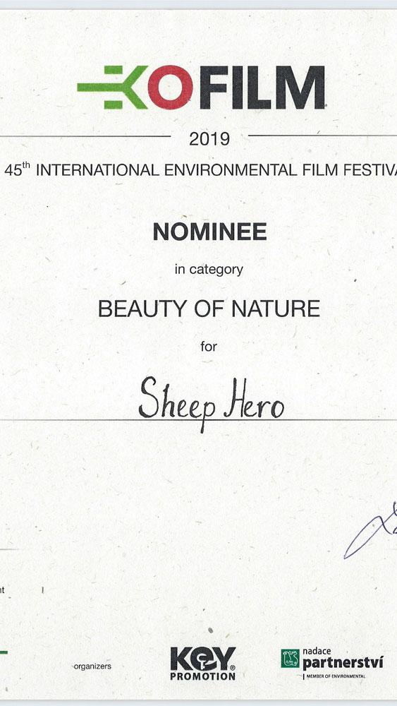 Best-environmental-film-filmmaker-nominee