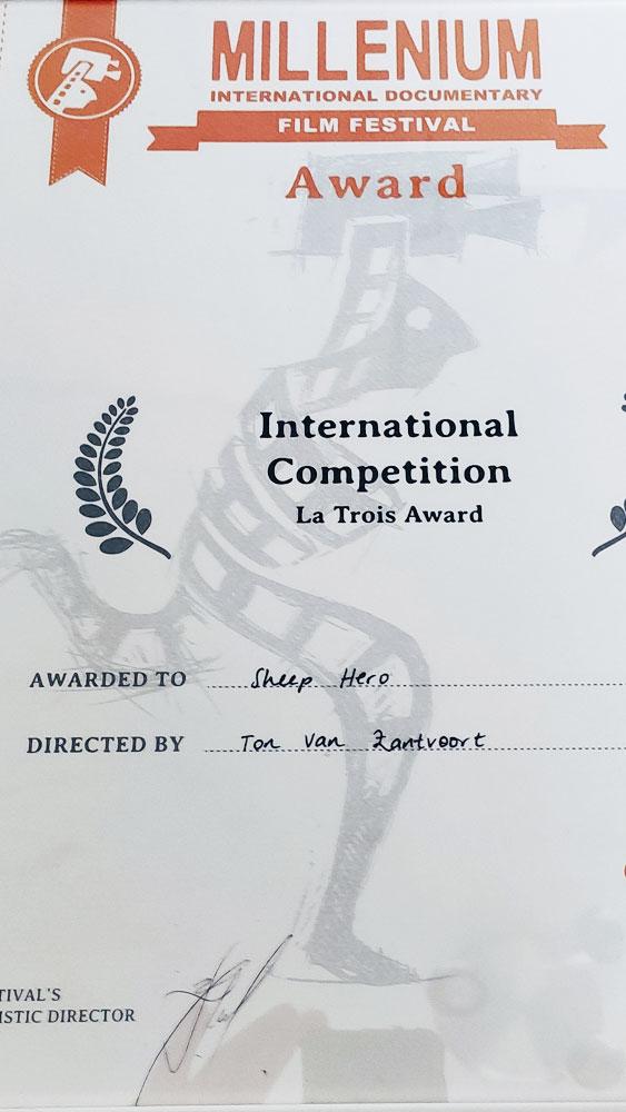 MIllenium-brussels-La-trois-Award