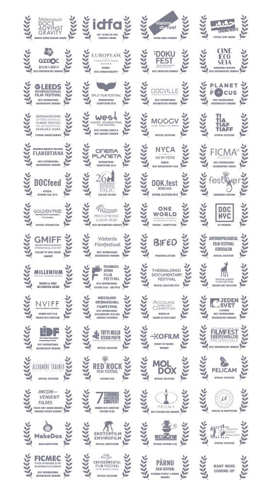 documentaire-Filmfestivals-prijzen