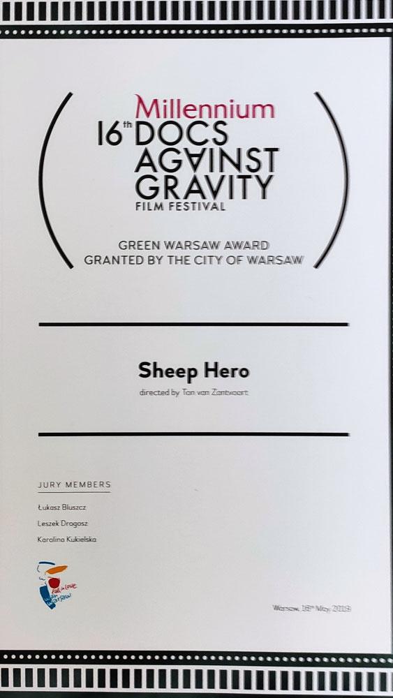 green-warsaw-award-millenium-docs-against-gravity-poland-Best-documntary-award-Ton-van-Zantvoort-