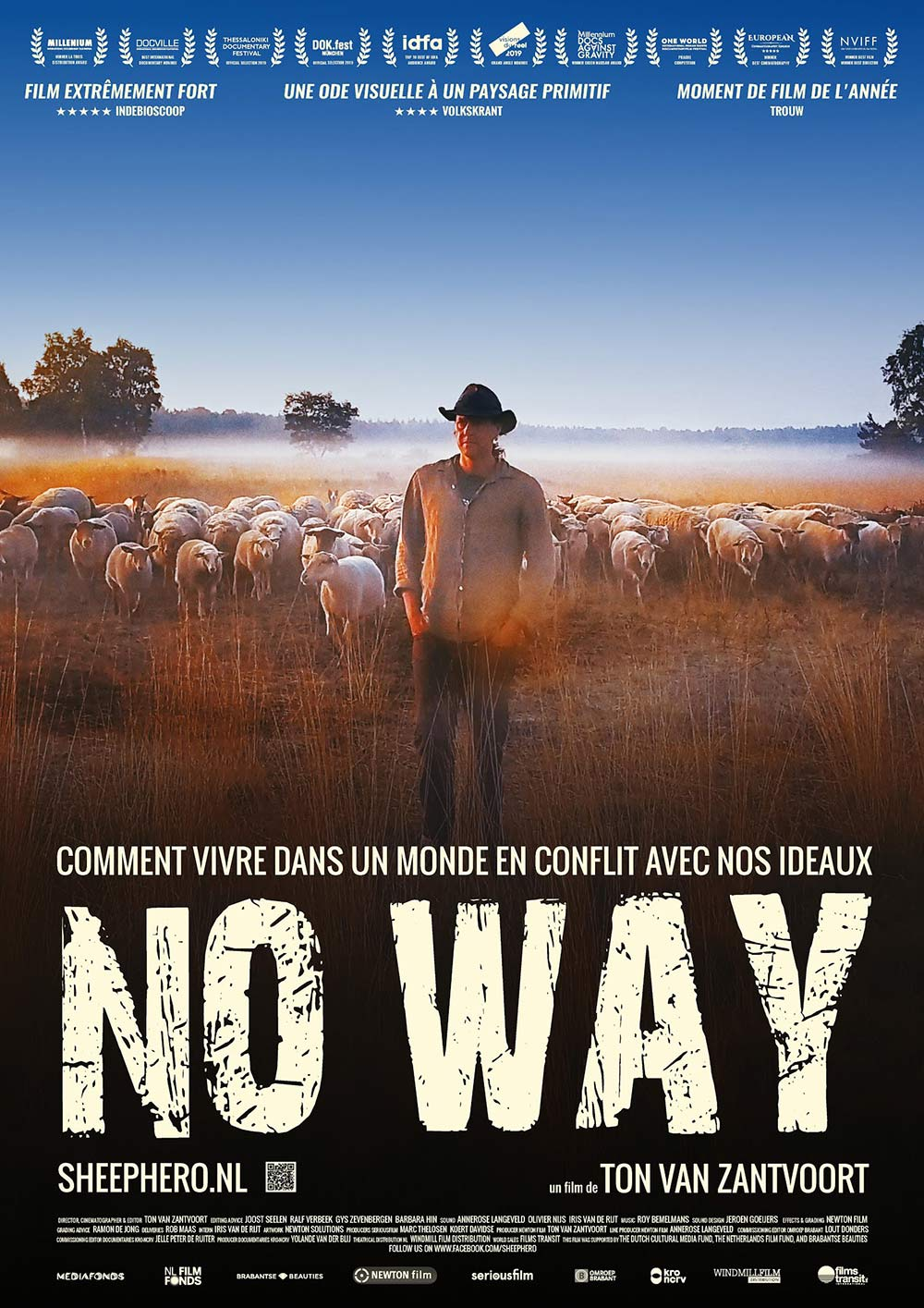 NO WAY Documentary SHEEP HERO