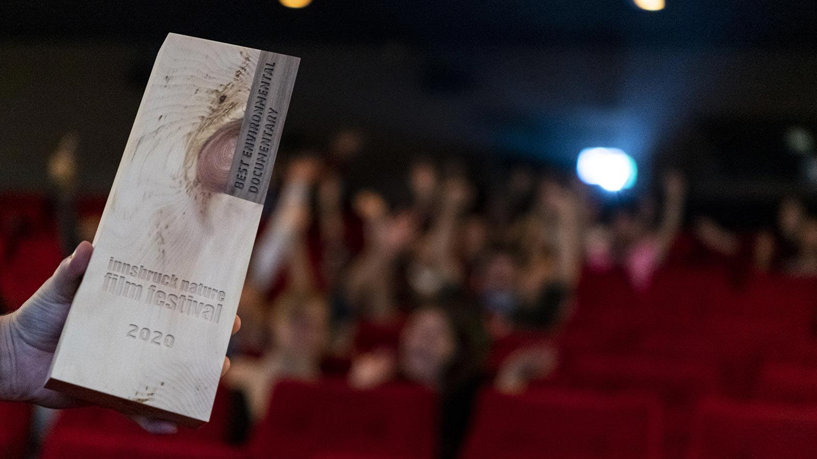Best Environmental film Trophy